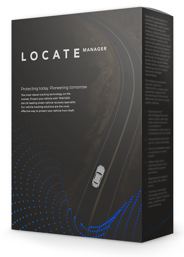 Locate Manager packaging